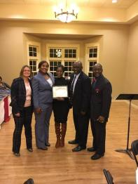 2018 CASA Volunteer of the Year Lisa Marie Harris