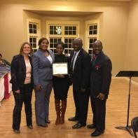 2018 CASA Volunteer of the Year Lisa Marie Harris
