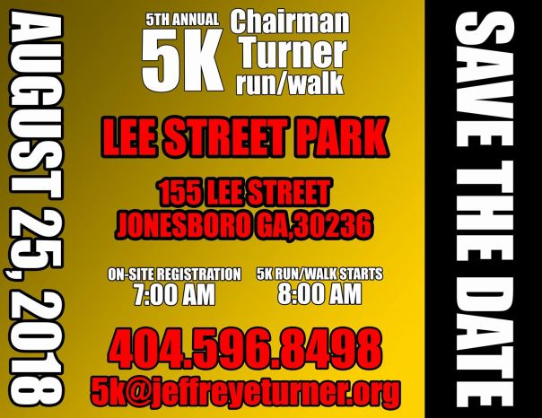 5K Save the Date 2018